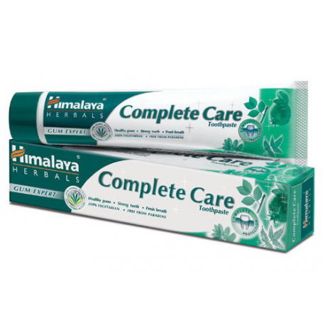 3 x Himalaya Herbal Complete Care Natural Toothpaste Sensitive Teeth