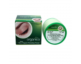 Organica Eyebrow Threading, Cotton Threads Facial Hair Removal 300m