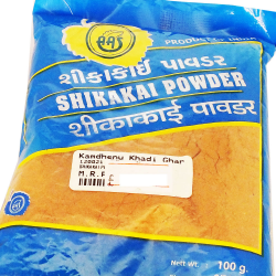 Herbal Hair Growth & Skin Care Anti Dandruff Shikakai Powder