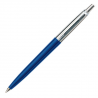 Parker Jotter Standard Ballpoint Ball Pen Stainless Steel Blue (Blister Pack)