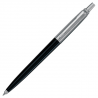 Parker Jotter Standard Ballpoint Ball Pen Stainless Steel Black (Blister Pack)
