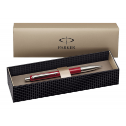 Parker Vector Standard Red Ballpoint Pen - Gift Box S0275160
