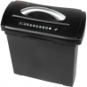 11L Cross Cut Shredder Paper 6 Sheets Powerful Auto Start Stop Home & Office