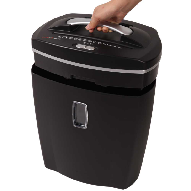 heavy duty cross cut paper shredder