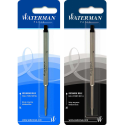Waterman Ballpoint Pen Refill Medium Ink
