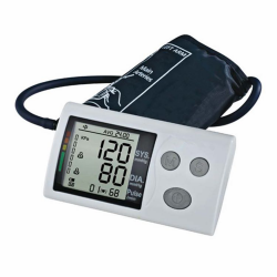 Upper Arm Digital Blood Pressure Monitor, Cuff Measurement Machine
