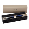 Parker IM Chrome Trim Retractable Ballpoint Pen with Medium Nib S0856460