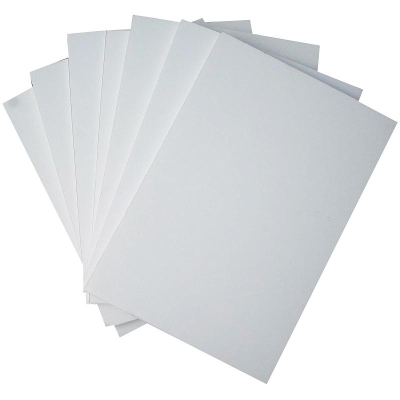 White A1 Foam Board White A1 Foam Sheet 5mm 10 Packs