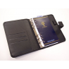 Collins Salisbury Personal Organiser Week to View 2017 Diary - Black PR2699