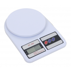 10kg Digital Electronic Weighing Scale for Kitchen, Food, Mailing