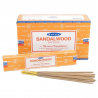 Satya Sai Baba Nag Champa Sandalwood Incense Sticks Box of 12