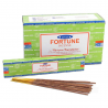 Satya Sai Baba Fortune Nag Champa Incense Sticks Box of 12