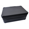 Cathedral Fireproof & Waterproof A4 Deed Box Security Box Money Safe Water Resistant Chest