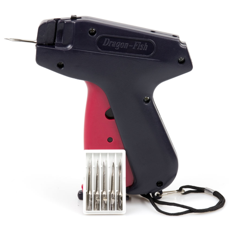5 x Standard Tagging Gun Steel Needle Needles Regular Lable Kimble Tag Machine A